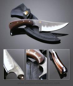 SWEET knife....  The Hammon is beautiful