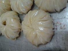 """بسطيلة بالحوت، طريقة جديدة  و سهلة  Moroccan """"BESTILA"""" Pastilla"""