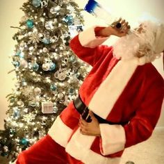Wishing you and your family a very Merry Christmas! ... merry = drunken