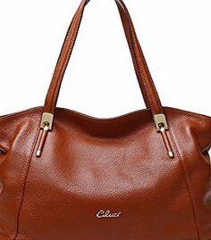 CLUCI Leather Handbags Designer Tote Shoulder Bag Satchel Purse for Women Brown No description (Barcode EAN = 6911512170027). http://www.comparestoreprices.co.uk/december-2016-week-1/cluci-leather-handbags-designer-tote-shoulder-bag-satchel-purse-for-women-brown.asp