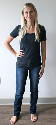 Lisa note: Like color & cut of jeans; Stitch Fix I like the cut/fit of these Kut from the kloth maribel straight leg jean. The color is good but a darker wash would be great. Jean Outfits, Casual Outfits, Cute Outfits, Fashion Outfits, Womens Fashion, Fashion Ideas, Stitch Fix Fall, Stitch Fix Outfits, Stitch Fix Stylist