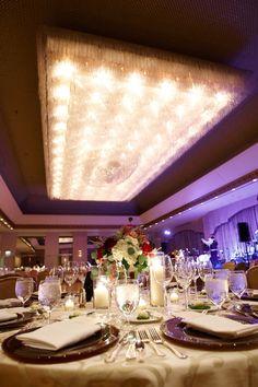 Ceiling Details  / Wrap It Up Parties / Chicago Wedding / Chicago Wedding Planner / Partial Wedding Planning / Day of Wedding Planner / Winter Wedding