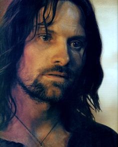 There will never be too many pictures of Aragorn.