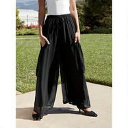 Georgette Palazzo Pants by EY Signature