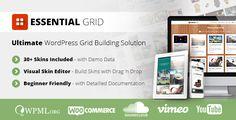 Shopping Essential Grid WordPress Pluginlowest price for you. In addition you can compare price with another store and read helpful reviews. Buy