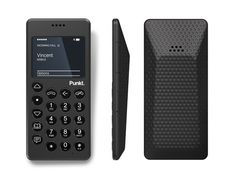 MP01 - Punkt Tronics AG • Mobile phone focusing on modern simplicity, inside and out.