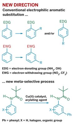 an experiment to understand the process of electrophilic aromatic substitution reaction Electrophilic aromatic iodination  nucleophilic substitution, while aromatic compounds undergo  carried out through the reaction of the aromatic.