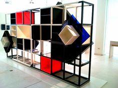 Peter De Bruyne postmodernism at Design Museum Ghent, Belgium: http://www.europealacarte.co.uk/blog/2012/11/14/design-museum-ghent/