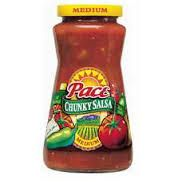 Pace Gourmet Chunky Salsa - Medium Heat All Natural - 16oz Local Price: 10.59   Your Price:  7.18 LIMIT 1 P/O