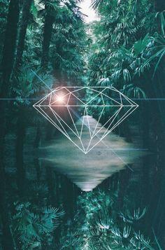Diamante Selva Tumblr #Swag