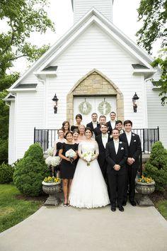 Travis Marilyn, Hawthorne House, Parkville MO, Wedding Photography | The Mullikin Studio