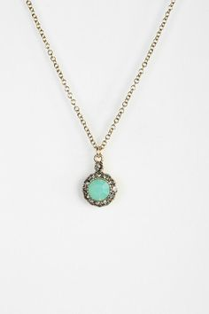 Greenwich Gem Necklace