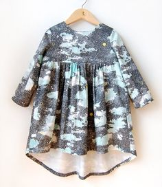nightly cloud dress by spoonchogre on Etsy, $88.00