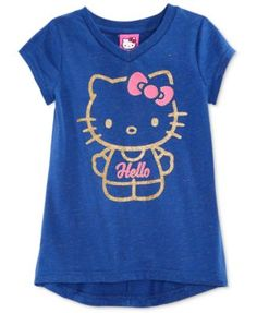 Hello Kitty Little Girls' Graphic T-Shirt   macys.com