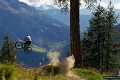 Julien Fournier at Bellwald in Bellwald, Switzerland - photo by spitznagel - Pinkbike Mountains, Sport, Nature, Travel, Outdoor, Outdoors, Deporte, Naturaleza, Viajes