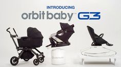 """This is """"Orbit Baby Travel System Stroller"""" by Hudson's Bay Company on Vimeo, the home for high quality videos and the people who love them. What Baby Needs, Baby Love, Used Strollers, Baby Strollers, Best Lightweight Stroller, Orbit Baby, Designer Kids Wear, Travel Stroller, Jogging Stroller"""