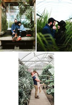 The perfectly styled greenhouse photo shoot!