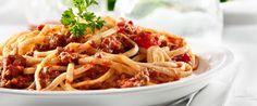 Spaghete cu rosii cherry