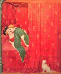 L'amour au Moyen-âge 2