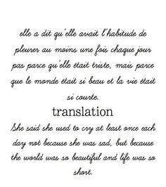 125 Best French Quotes Sayings Things Of The Like Images French