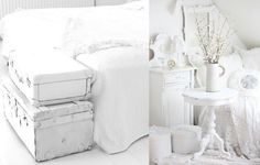 chambres shabby chic sur pinterest shabby chic maisons. Black Bedroom Furniture Sets. Home Design Ideas