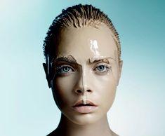 Pele Oleosa? Descubra 12 maneiras de não deixar a maquiagem derreter (Foto: Mario Testino/ Srt And Partner, Condé Nast Digital Archive e Divulgação)