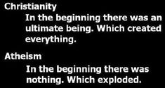 """atheism 