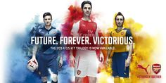 2014/15 PUMA | Arsenal Kit | PUMA STORE Online[プーマストア オンライン]