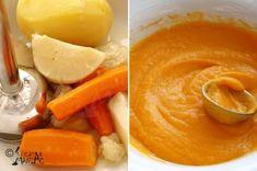 supa crema de legume,cum se face