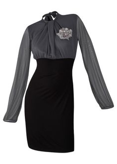 Schnittmuster & Nähanleitung Kleid