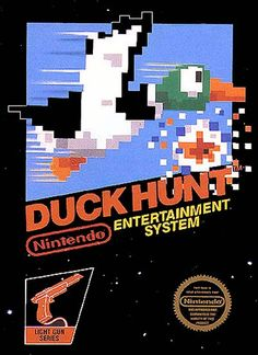 My granny had this at her house and anytime family was over we'd all gather around her old tv that you had to turn just right and take turns shooting the screen and playing mario! I have the game, nintendo, and gun now :)