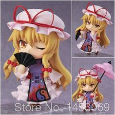 "$18.99 (Buy here: https://alitems.com/g/1e8d114494ebda23ff8b16525dc3e8/?i=5&ulp=https%3A%2F%2Fwww.aliexpress.com%2Fitem%2FCute-Nendoroid-Touhou-Project-Yakumo-Yukari-442-PVC-Acton-Figure-Model-Collection-Toy-4-10cm-KT1658%2F32515587232.html ) Cute Nendoroid Touhou Project Yakumo Yukari #442 PVC Acton Figure Model Collection Toy 4"" 10cm KT1658 for just $18.99"