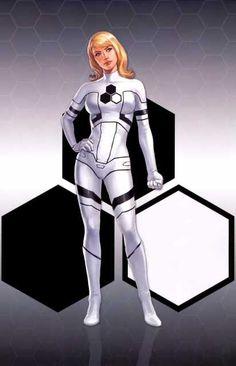 Marvel Heroes - Female