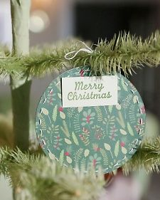 How To Make a Gift Card Holder Ornament