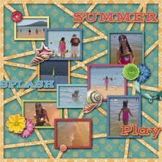 Pictures of a lake trip.  Template used:  Studio Sherwood's The Photo Project Nework Photo Clusters available at http://shop.scrapbookgraphics.com/The-Photo-Project-Network-Photo-Clusters.html  Kit used: A Splash of Summer by Studio Sherwood available at http://shop.scrapbookgraphics.com/A-Splash-of-Summer-Collection.html