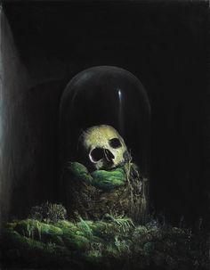 Tagged with skull, vanitas, agostino arrivabene, newtonia; Shared by Agostino Arrivabene - Vanitas Newtoniana Memento Mori, Dark Fantasy Art, Dark Art, Vanitas Paintings, Danse Macabre, Arte Horror, Italian Artist, Gothic Art, Illustrations