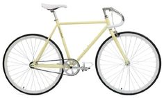 Critical Cycles Classic Fixed-Gear Single-Speed Bike with Pista Drop Bars, Cream, 43cm/X-Small http://coolbike.us/product/critical-cycles-classic-fixed-gear-single-speed-bike-with-pista-drop-bars-cream-43cmx-small/