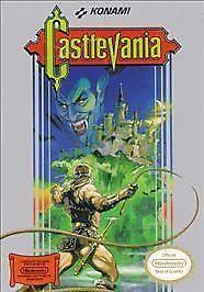 Castlevania (Nintendo NES, 1987)