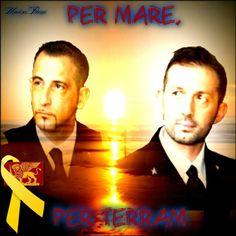 tutto contribuisce a mantenere la memoria sulla solidarietà verso i #due marò. #FREEMARONOW