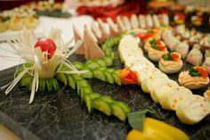 Catering para una boda saludable