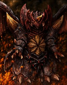 Kaiju Battle: CREATURE FEATURE : Destroyah