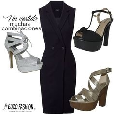 #Fiesta #Elegancia #Zapatos #Eurofashion