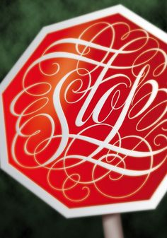 Stop sign by Ricardo Rousselot