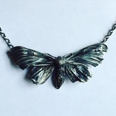 Midnight Hawkmoth from Lucy Jade Sylvester Jewellery