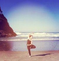 October Yogi of the Month Becky Boldrick #yoga