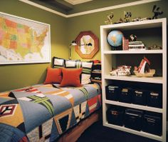 boys room- cool quilt