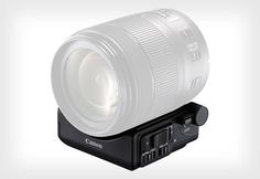 Canon Power Zoom Adapter PZ-E1 is the Worlds First Detachable Lens Zoom Adapter
