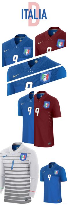 Italia. World Cup. Group D. Concepts on Behance