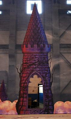Shrek, the Musical - Fiona tower drop by doug sinclair, via Flickr