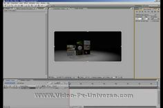 Create a multiple tv layer effect in after effects tutorial part 1 on Vimeo